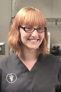 Meagan, Vet Technician - Animal Emergency Service